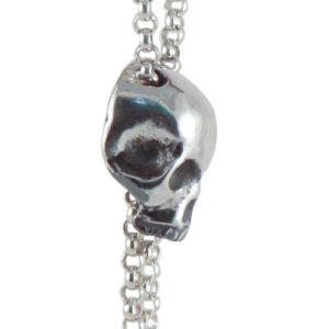 skull bolo side view