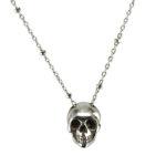 sterling silver skull