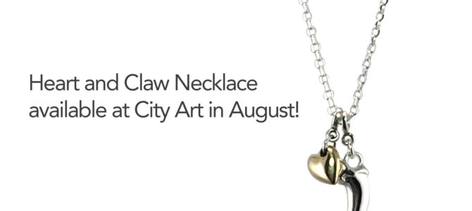 City Art in August!